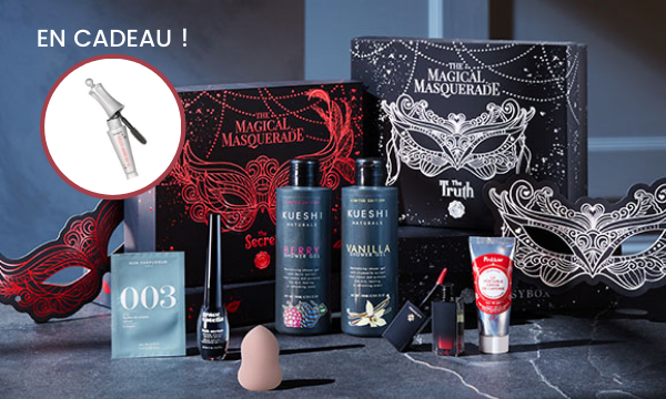 October home banner GLOSSYBOX