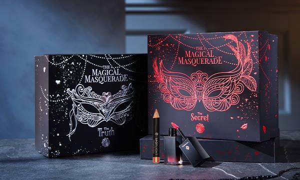 October Edition: Magical Masquerade