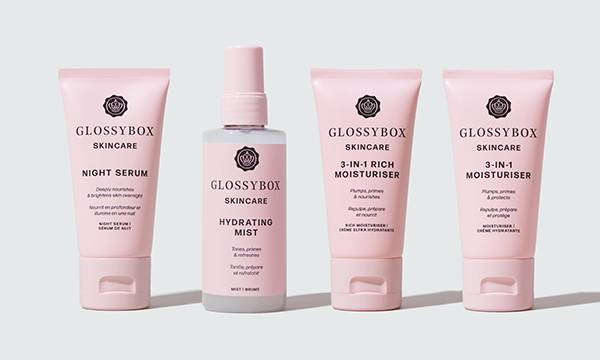 GLOSSYBOX Skincare Offers - 2 for €30