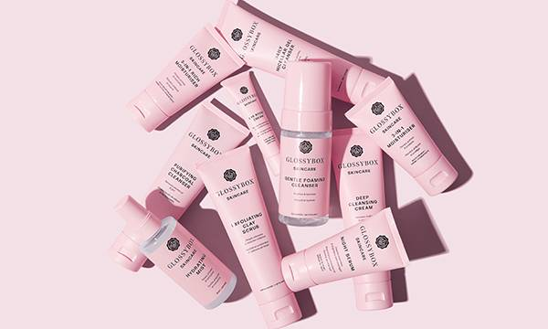 GLOSSYBOX Skincare products coming soon!