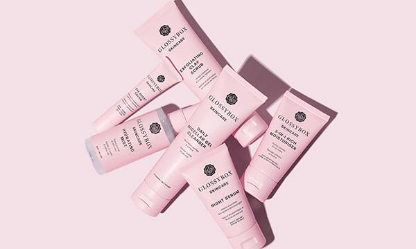 GLOSSYBOX Skincare Kit