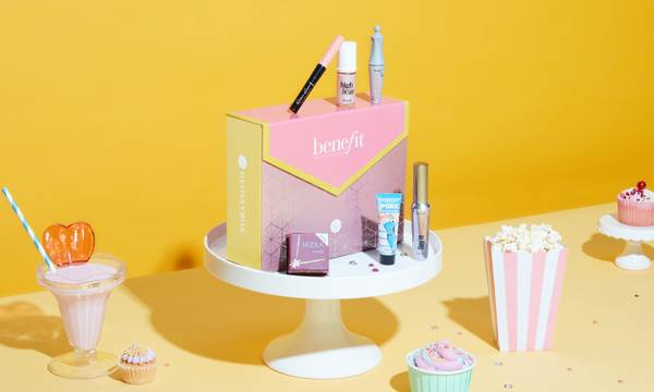 GLOSSYBOX x Benefit Limited Edition 2021