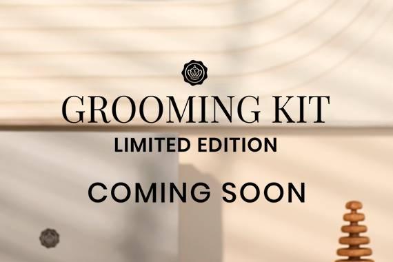 Grooming Kit Banner