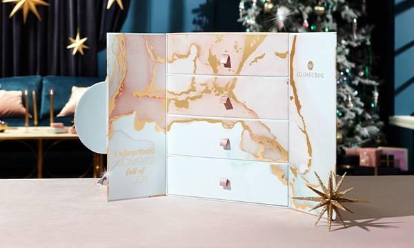 Glossybox Advent Calendar 2021