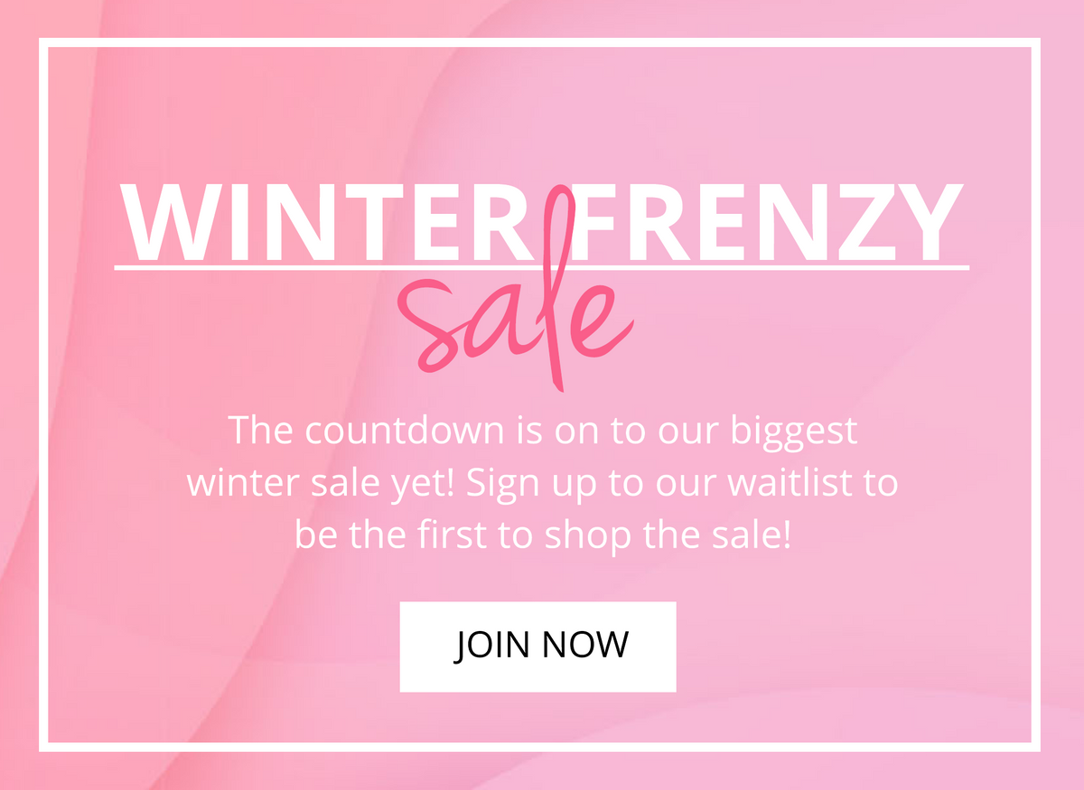 Join the Winter Frenzy Waitlist
