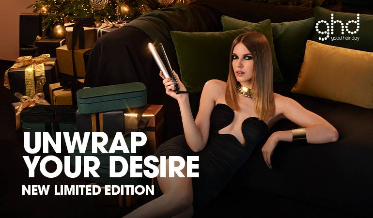 GHD New Limited Christmas Edition