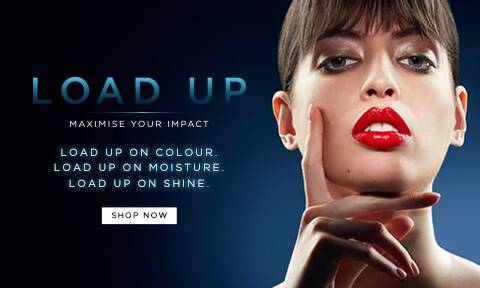 Loaded Lip Polish Banner