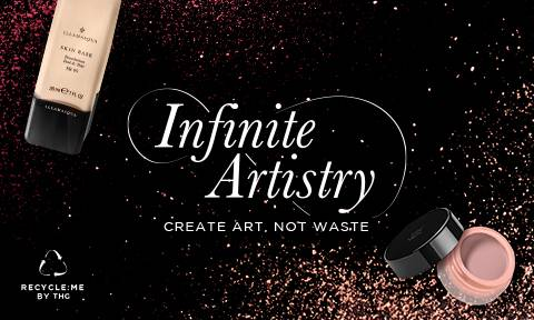 Infinite Artistry - Create art, not waste. Recycle me by thg