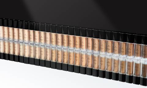 Find your perfect shade with our new Beyond Foundation.