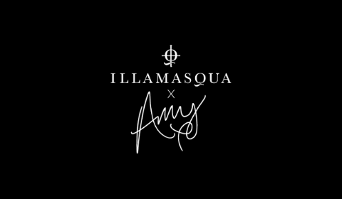 Illamasqua X Amy