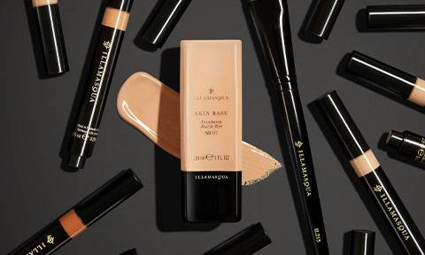 Find your perfect shade with Skin Base Foundation