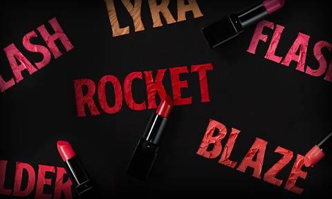 Antimatter Lipstick
