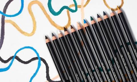 Descubre 6 nuevos tonos de Colouring Eye Pencil: lápices de ojos de color intenso enriquecidos con vitamina E.