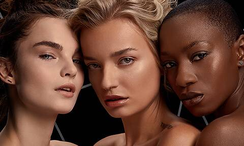 Obtenez une peau parfaite ; couverture légère, moyenne et totale.