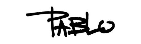 Pablo's Signiture
