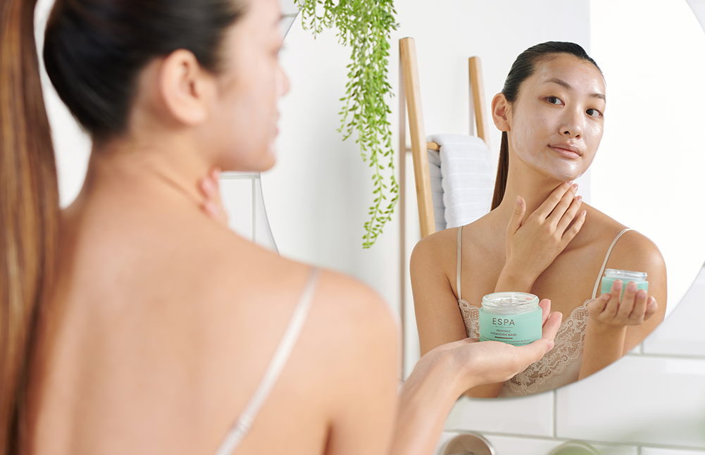 Your At-Home Facial Routine