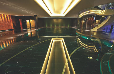 Spa of the Month | November ESPA Riga, Latvia