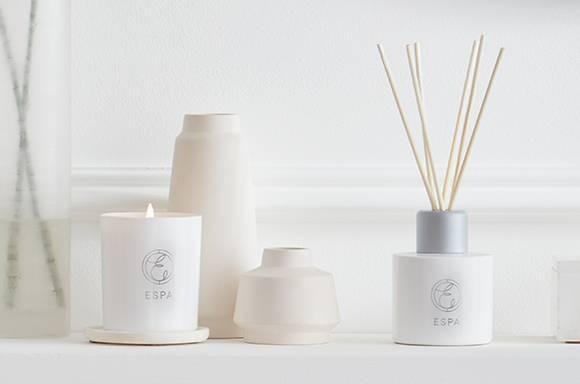 Bougies parfumées ESPA
