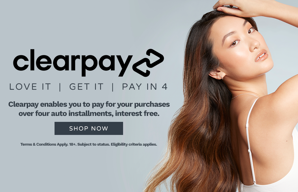 Clearpay enables you to pat for your purchases over four auto instalments, interest free.