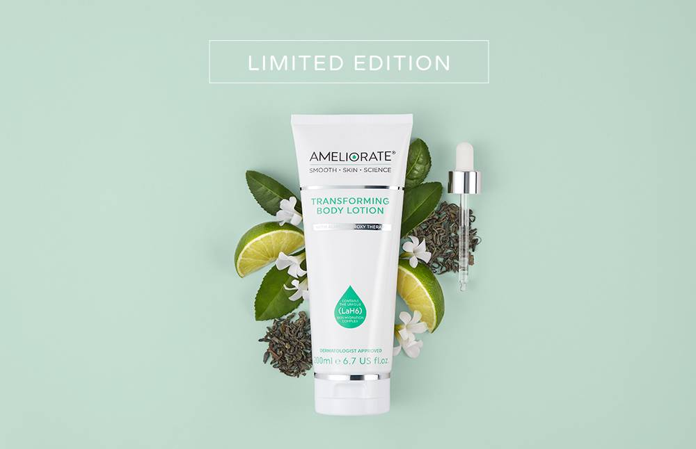 Flash sale alert! Enjoy 25% off selected limited edtion scents of our bestselling Transforming Body Lotion!