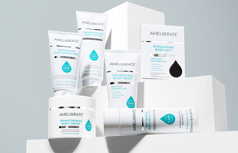 ameliorate has transformed