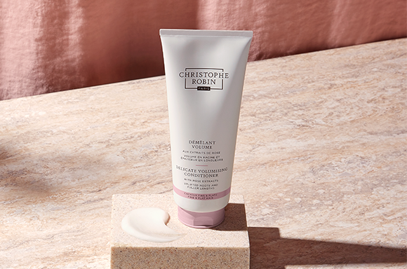 Delicate Volumizing Conditioner with Rose Extracts