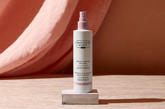 Instant Volumizing Leave-in Mist with Rose Water