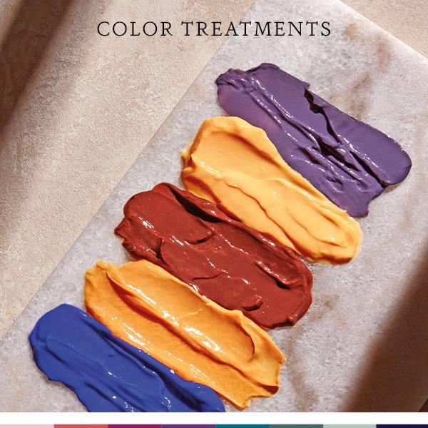 Color Treatments