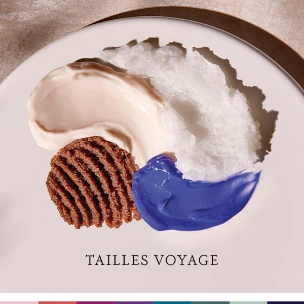 Tailles Voyage