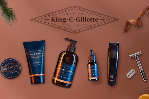 King C. Gillette Weihnachtsgeschenke