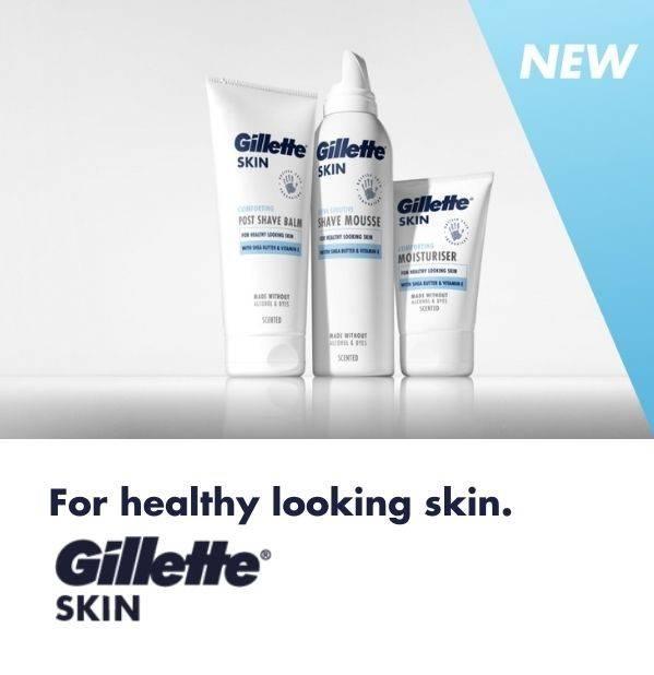 Gillette SKIN