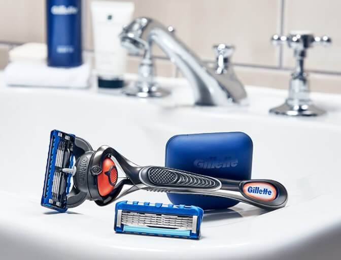 Try Gillette for FREE and get one of the bestselling razors and more! Your starter kit includes a razor, shave gel and travel case.