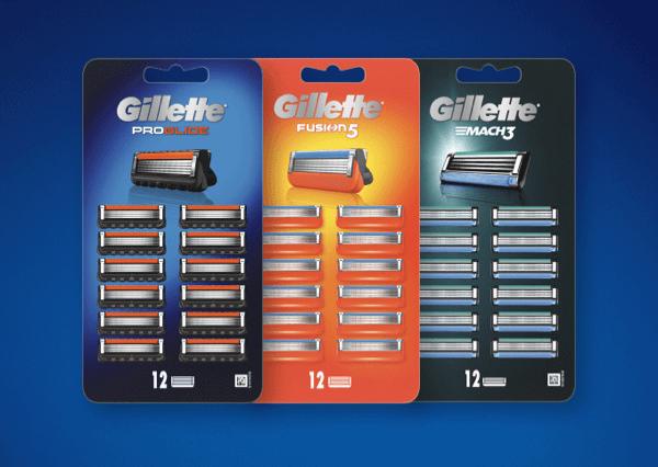 Save £5 on 12 packs of razor blades