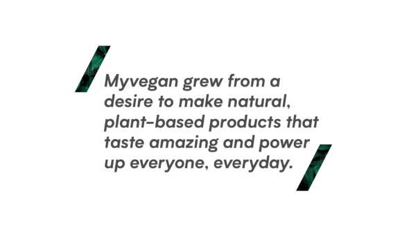 Myvegan Grow