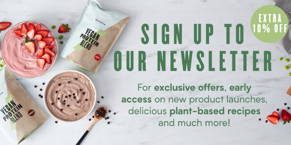 Sign Up To Our Newsletter And Get An Extra 10% Off Your Order