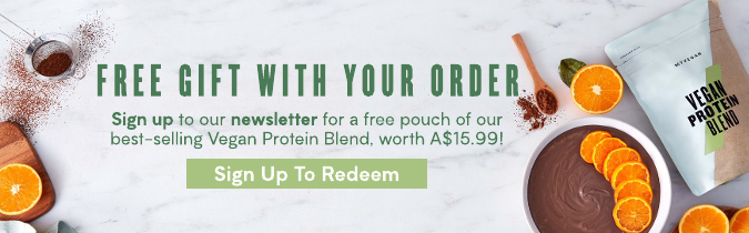 Sign Up To Get A Free Gift With Your Order