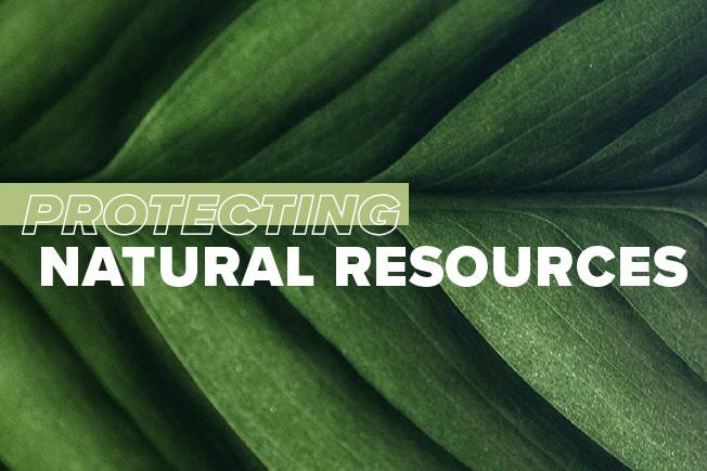 Protecting Natural Resources