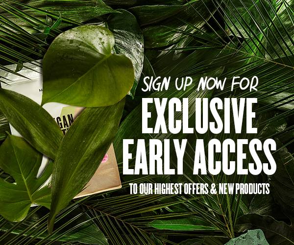 Sign Up Now For Exclusive Early Access