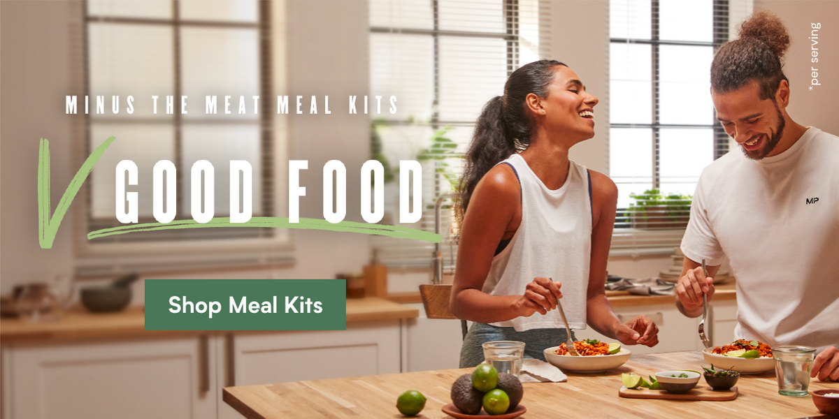 Minus the Meat Meal Kits