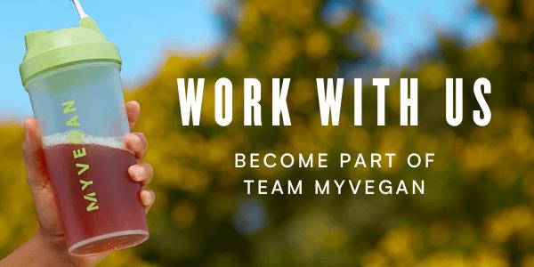Ways to Work With Myvegan