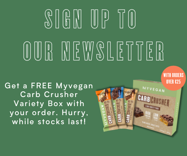 Free Carb Crusher Variety Box with your order
