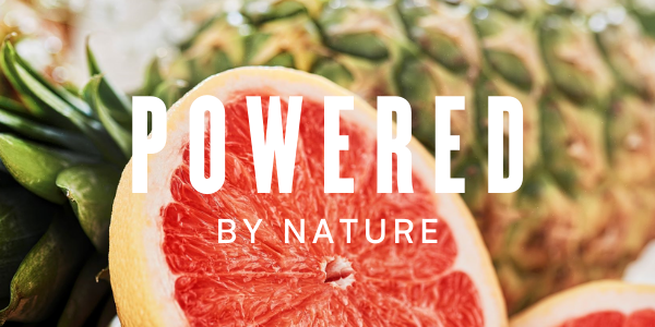 Powered By Nature