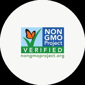 Non GMO Project Verified Zertiikat
