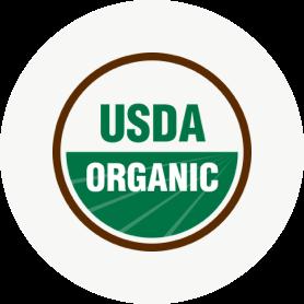 USDA Organic Zertifikat