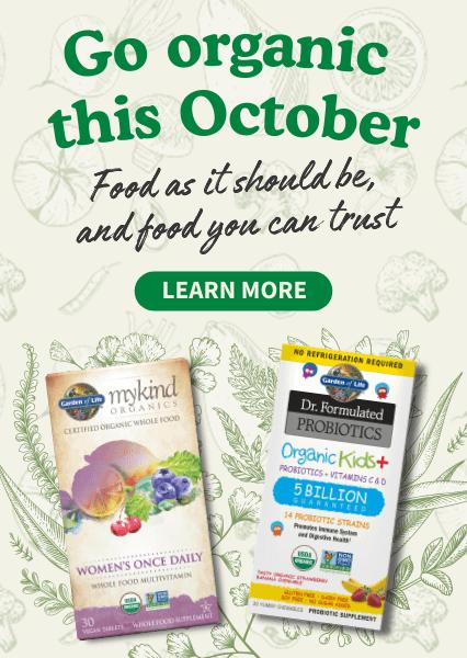 Go Organic this Organic