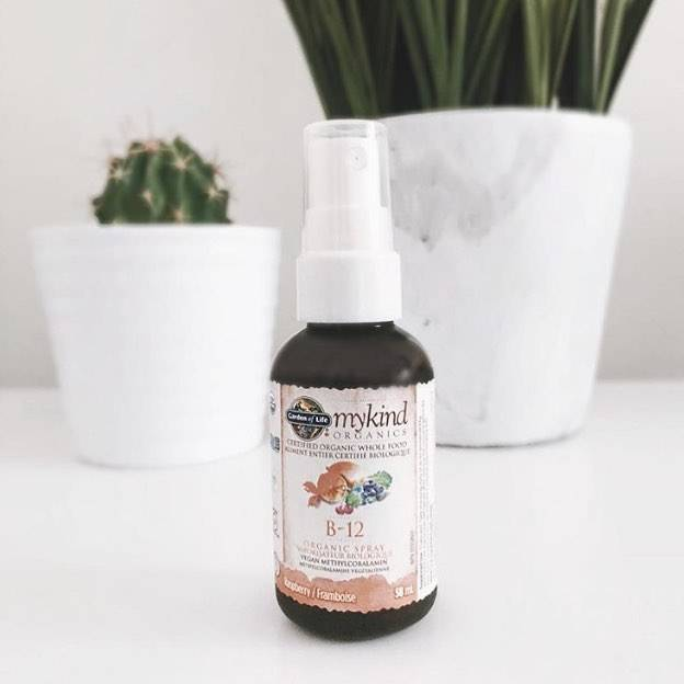 MyKind Organics B-12 Spray
