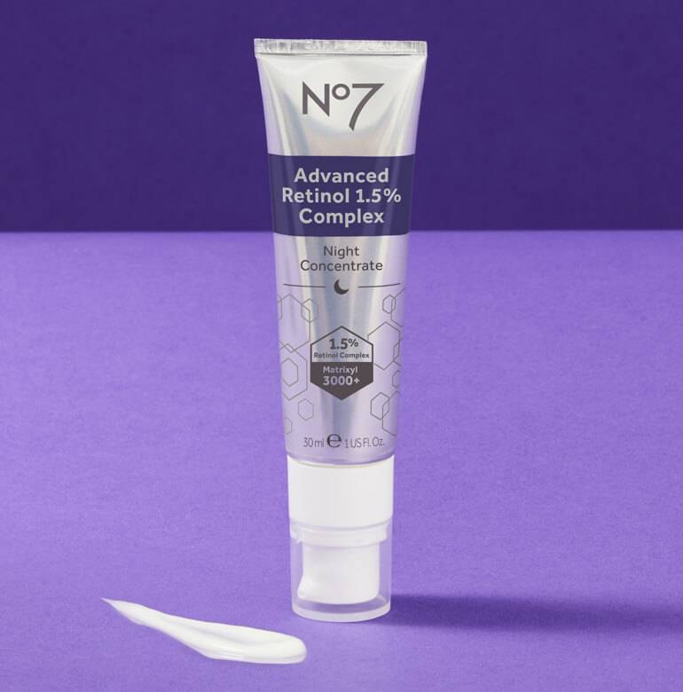 Discover the newest innovations from No7