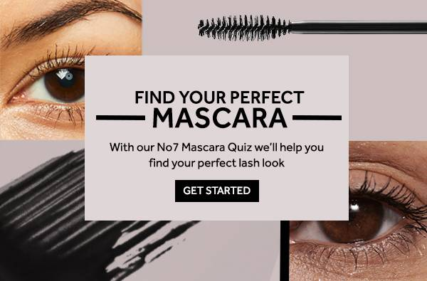 Find Your Perfect Mascara with our Quiz