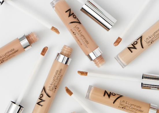 Select your concealer