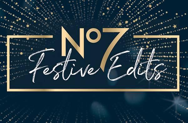 No7 Festive Edits